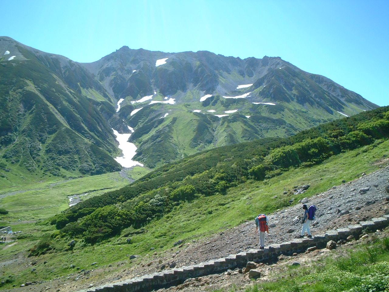 29立山連峰
