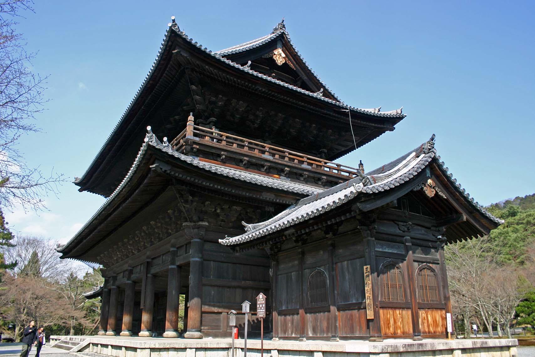 43南禅寺三門