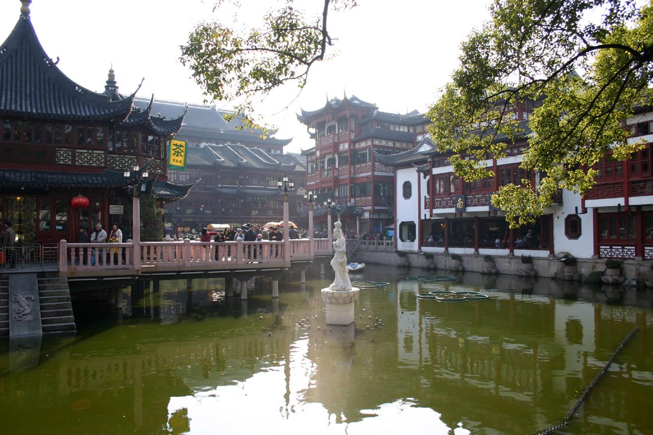 47上海豫園