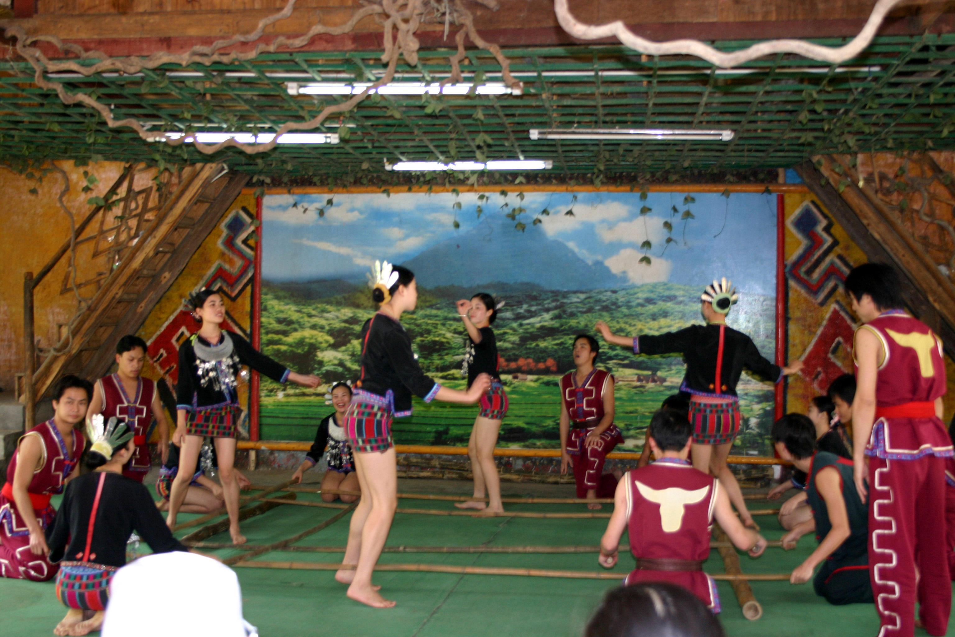 58海南島少数民族