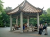 52上海の公園で