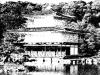 38金閣寺ペン画