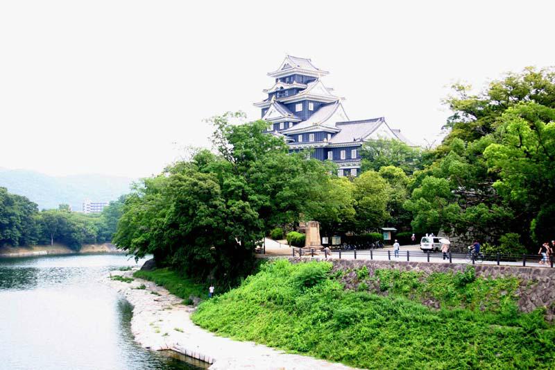 112okayama-castle